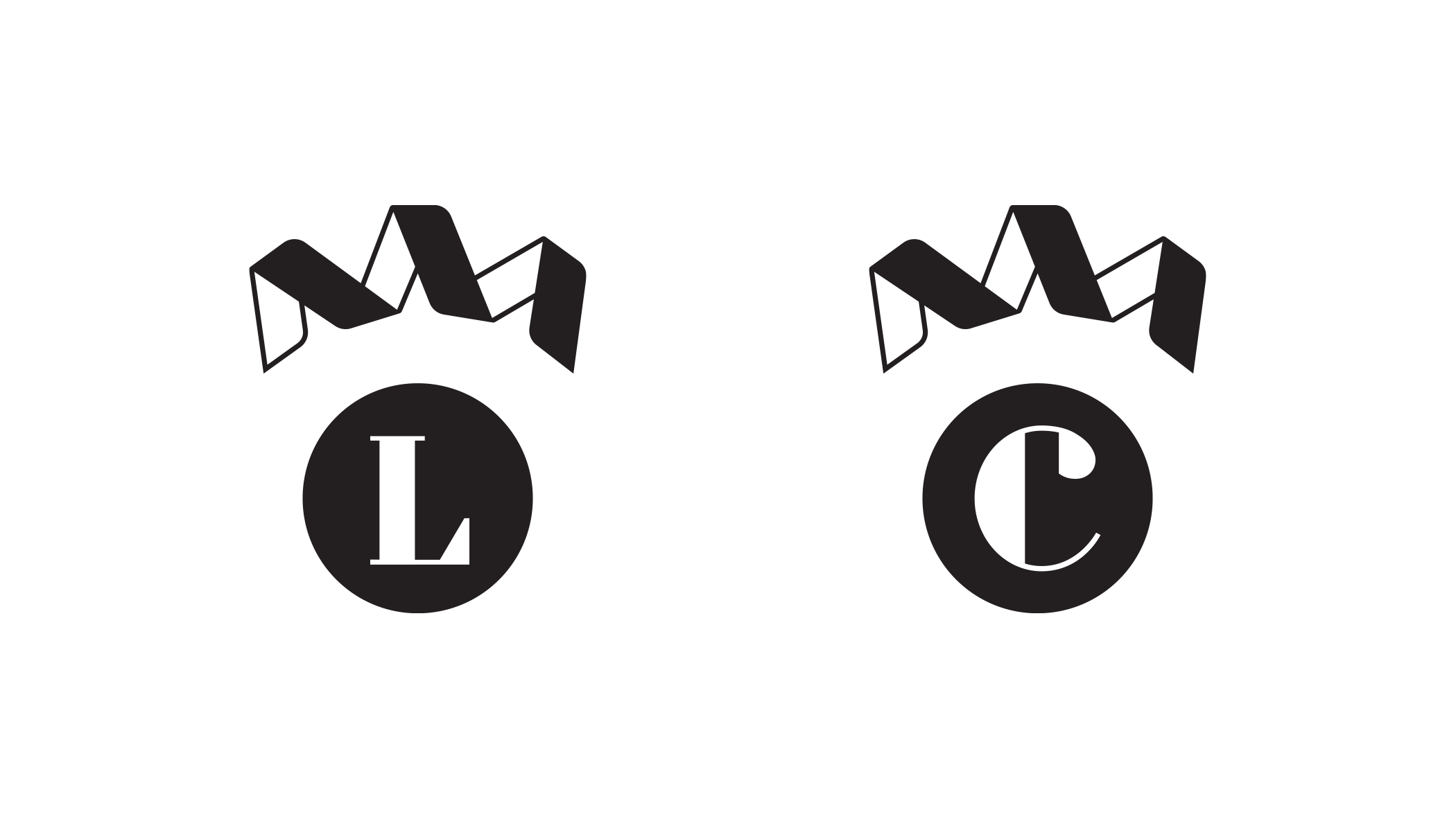 Lactocore logo variations
